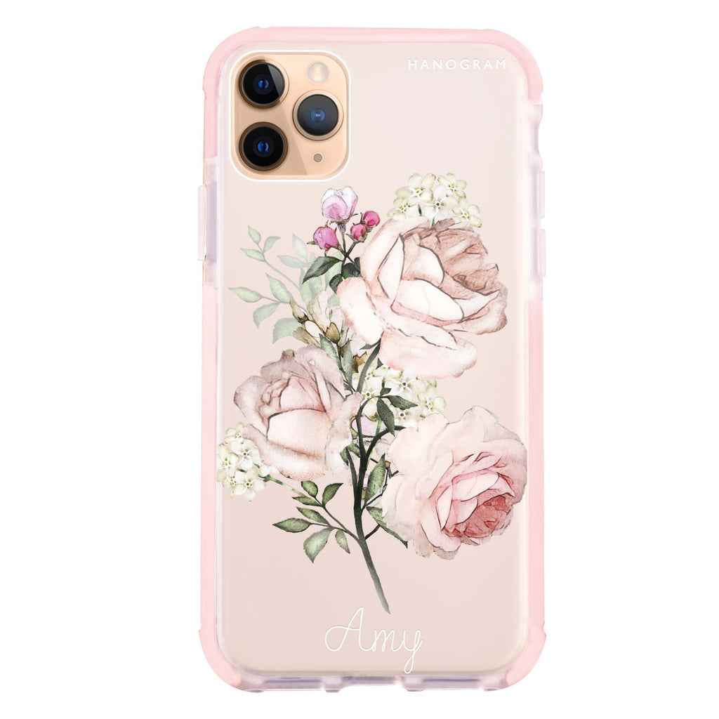 Elegant Rose II iPhone 11 Pro Max 吸震防摔保護殼