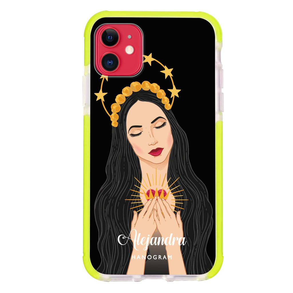 The Virgin Mary iPhone 11 吸震防摔保護殼