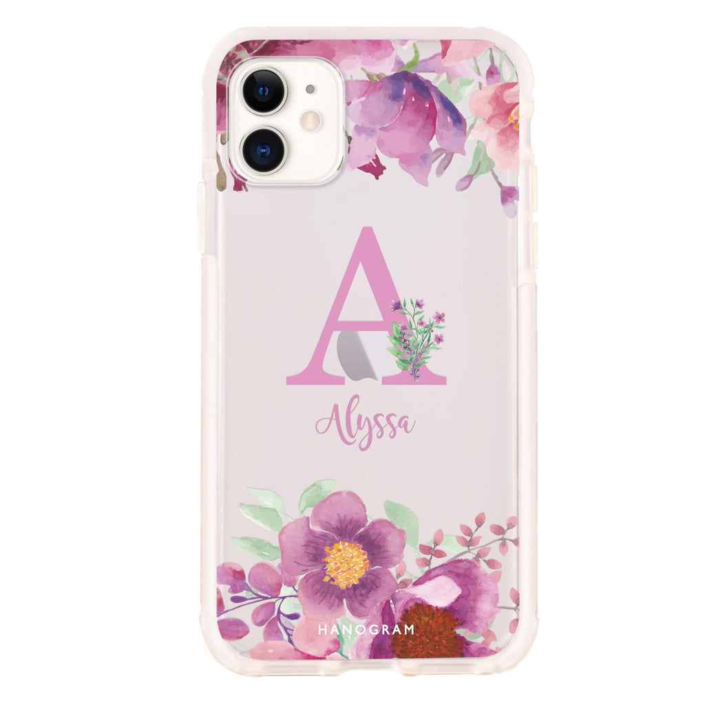 Gorgeous Monogram iPhone 11 吸震防摔保護殼