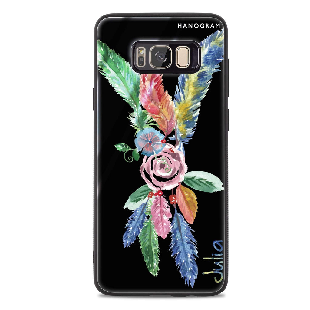 Feather Samsung S8 Plus 超薄強化玻璃殻