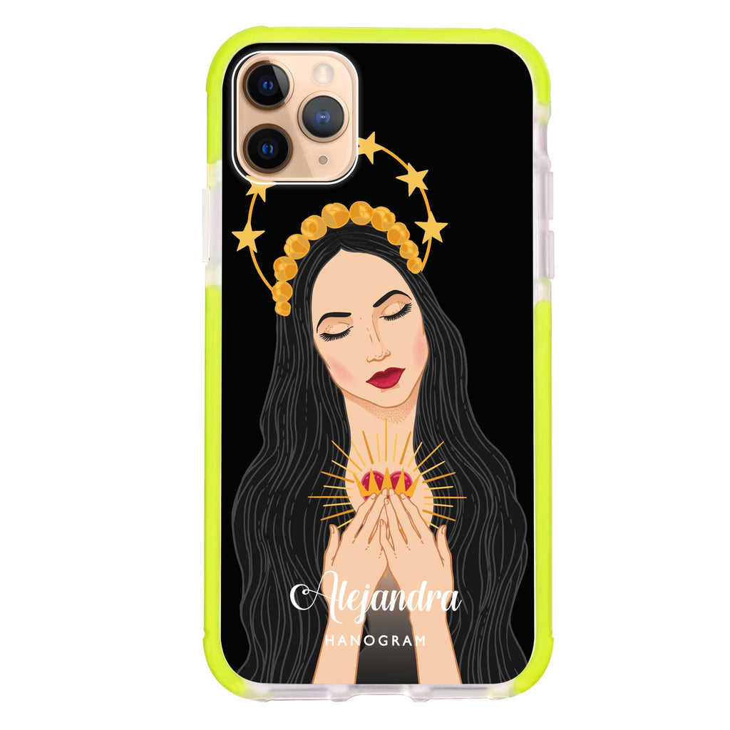 The Virgin Mary iPhone 11 Pro Max 吸震防摔保護殼