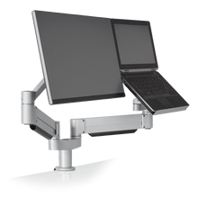 Load image into Gallery viewer, Innovative 7050 - Adjustable Laptop + Monitor Mount - Innovative - Laptop and Monitor Mount - Endless Desks