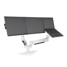 Load image into Gallery viewer, Innovative 7050 - Switch - Adjustable Laptop + Dual Monitor Mount - Innovative - Laptop and Monitor Mount - Endless Desks