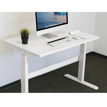 Load image into Gallery viewer, Mount-It! Tabletop For Sit-Stand Desk, White - Endless Desks