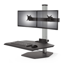 Load image into Gallery viewer, Innovative Winston Workstation Dual Freestanding Sit-Stand - Innovative - Workstation - Endless Desks