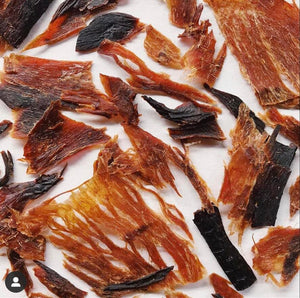 Poi Dog Treats Hawaiian Wild Opah Jerky