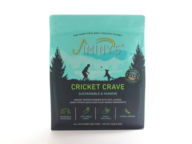 Jiminy's Cricket Crave Dog Food