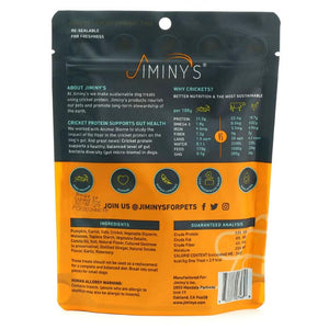 Jiminy's Pumpkin & Carrot Recipe (6 Oz) Soft & Chewy, Training Treats