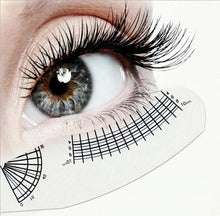 Load image into Gallery viewer, Eyelash Extension ruler