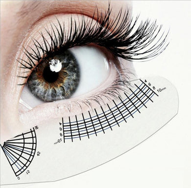 Eyelash Extension ruler