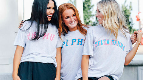0495baa5a71 Exclusively available for participants of 2018 Panhellenic Recruitment at  the University of Arkansas. Bid Day Boxes will be available for purchase  between ...