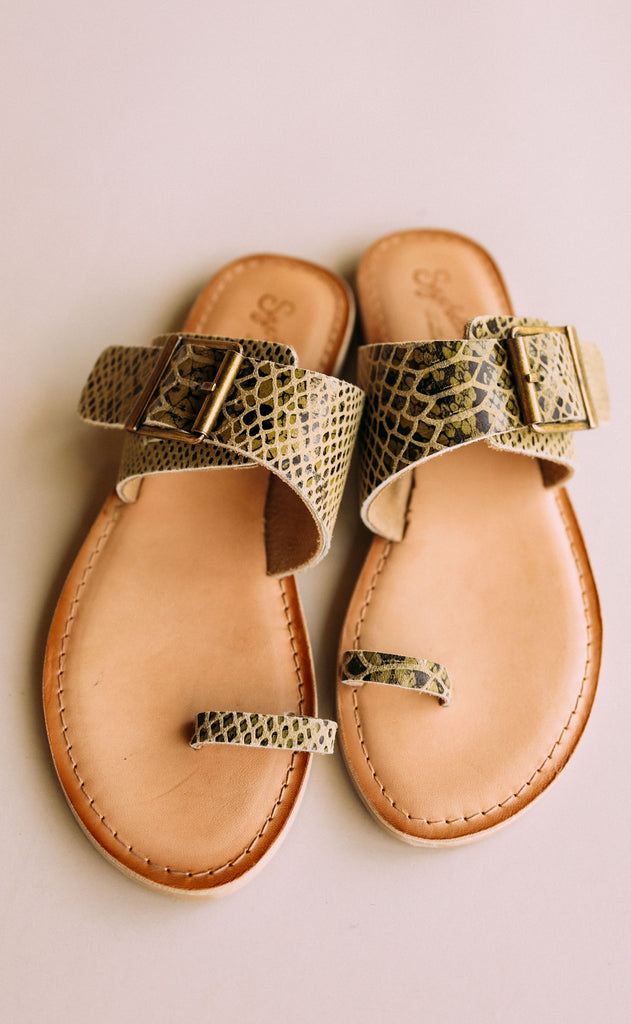 seychelles: honorable mention sandal