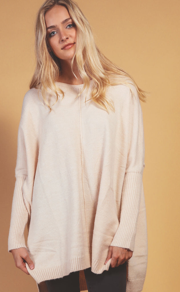 warm forever tunic sweater