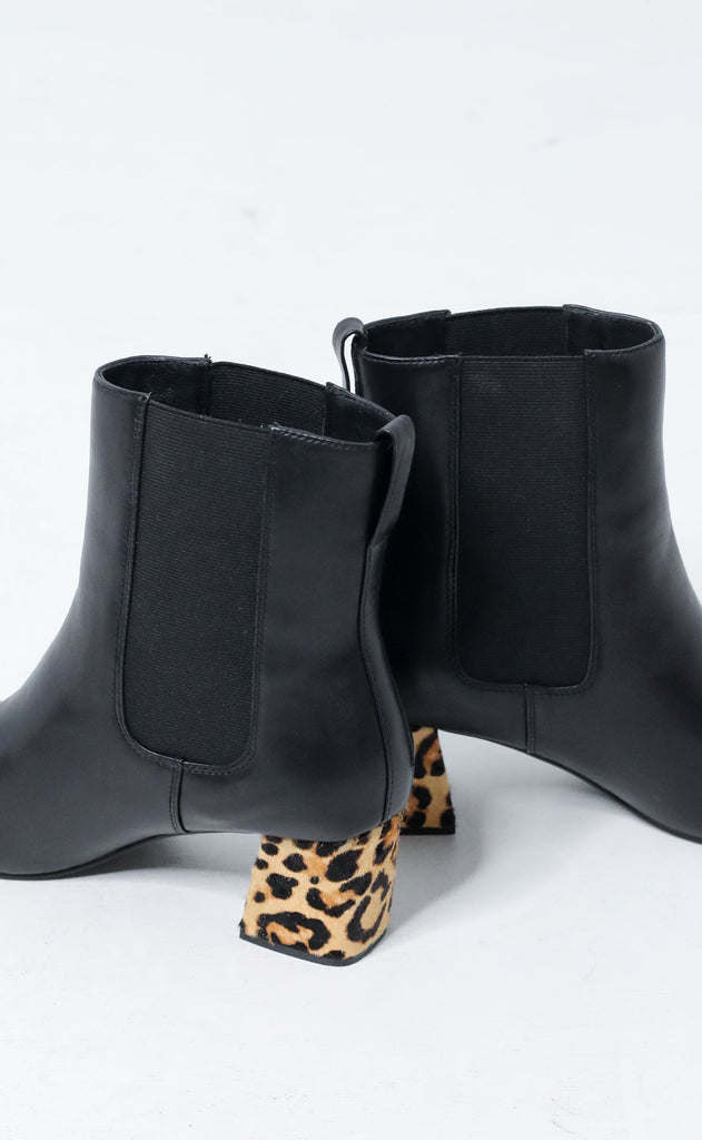 matisse: off duty bootie