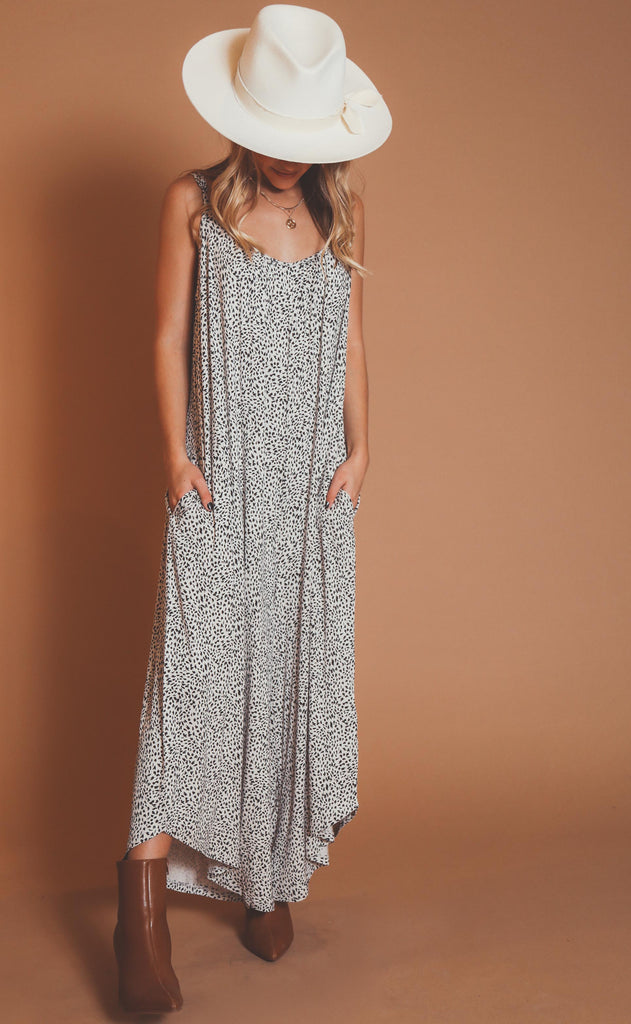 z supply: mini leopard jumpsuit