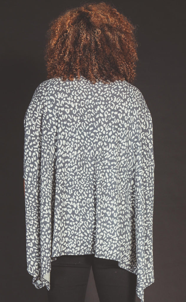 lovely leopard tunic - extended