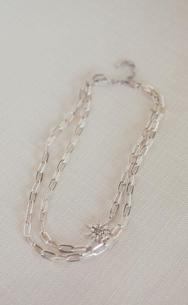 make a wish chain necklace