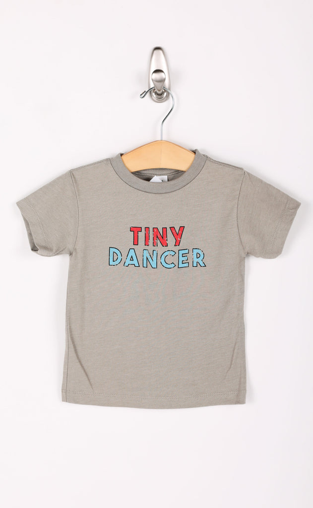 friday + saturday: tiny dancer toddler t shirt