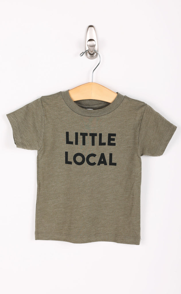 charlie southern: little local toddler t shirt