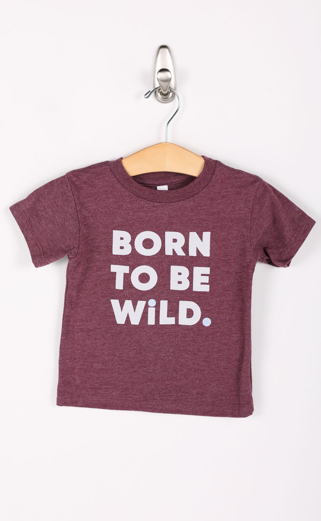charlie southern: born to be wild toddler t shirt