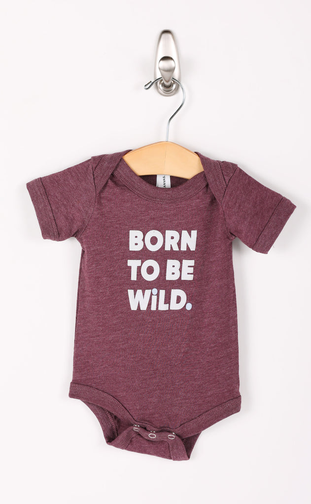 charlie southern: born to be wild onesie