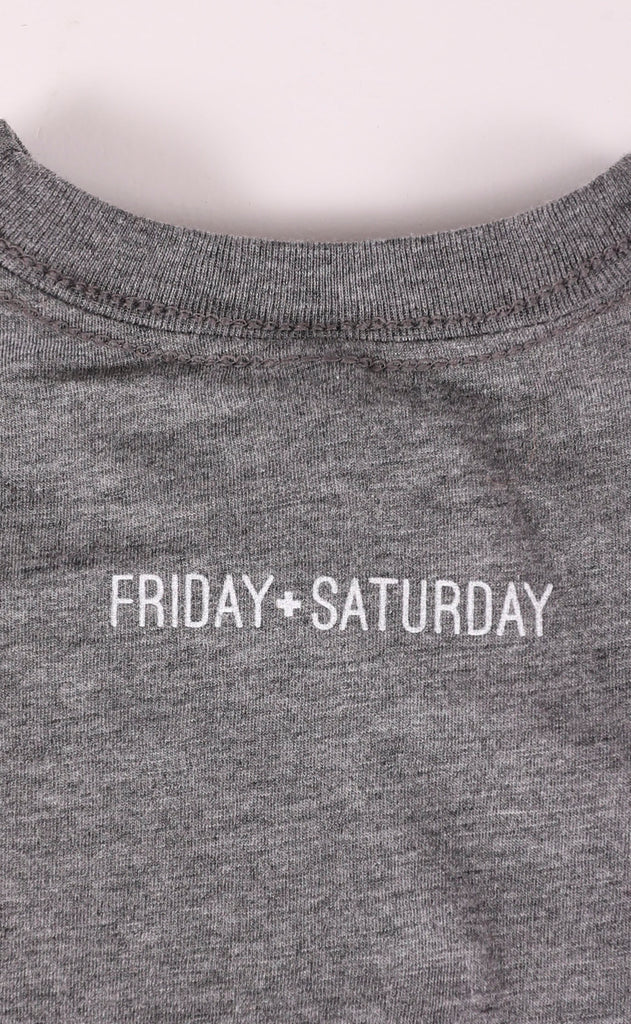 friday + saturday: mini onesie