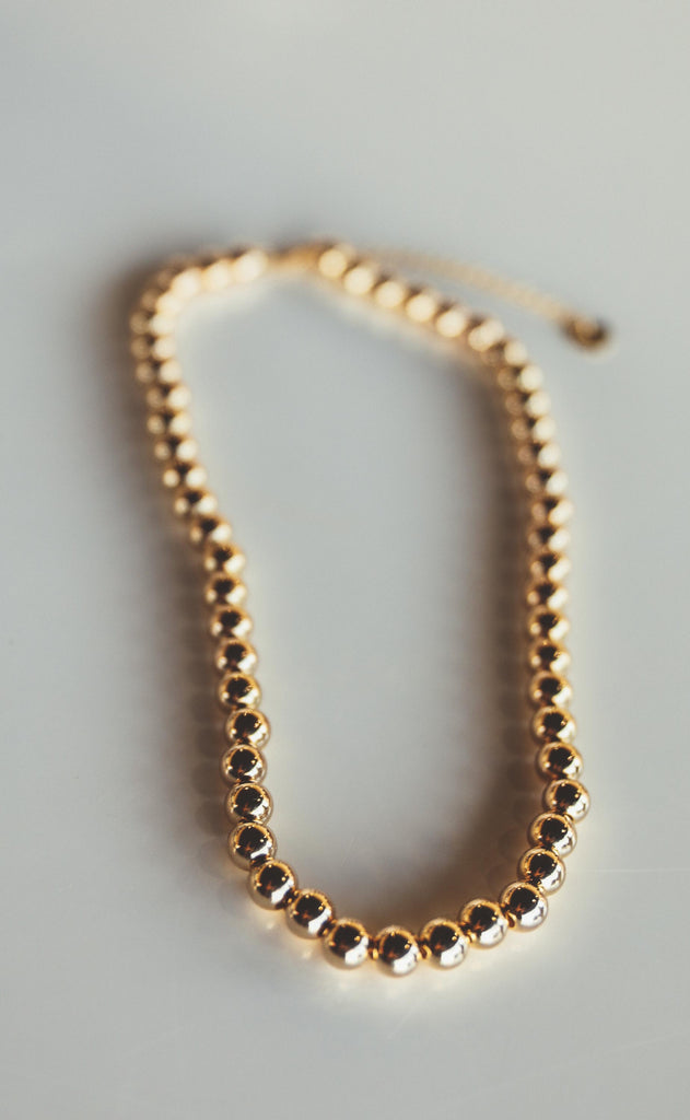 bracha: olivia 6mm necklace