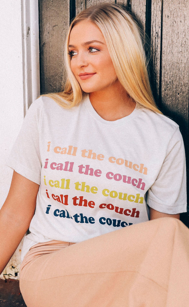 charlie southern: i call the couch t shirt