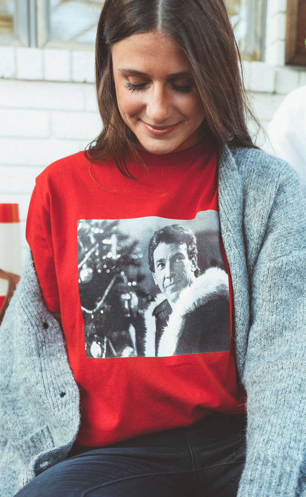 charlie southern: the santa clause t shirt