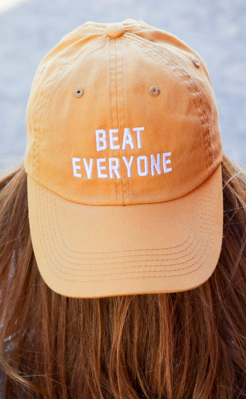 charlie southern: beat everyone hat - mustard