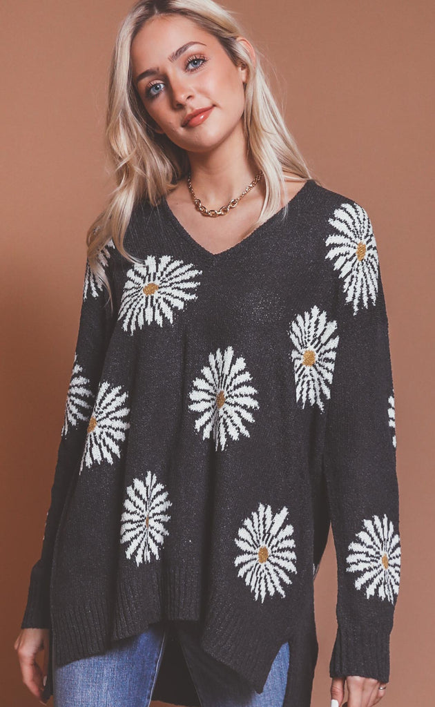 show me your mumu: hug me sweater - daisy love knit