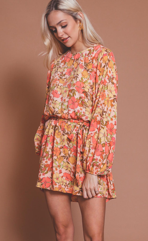 show me your mumu: larissa dress - pretty poppy