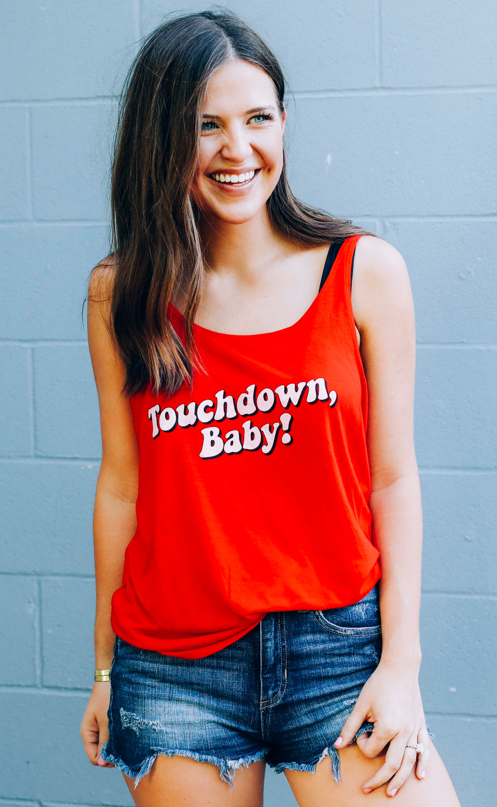 charlie southern: touchdown baby tank