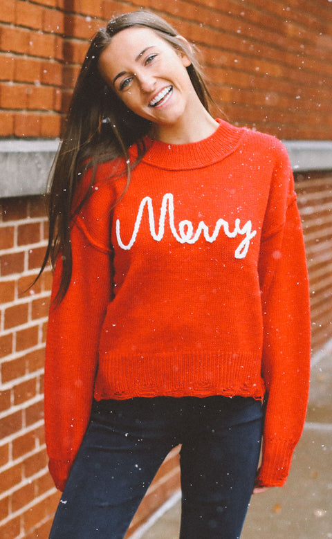 wildfox: philo sweater - merry