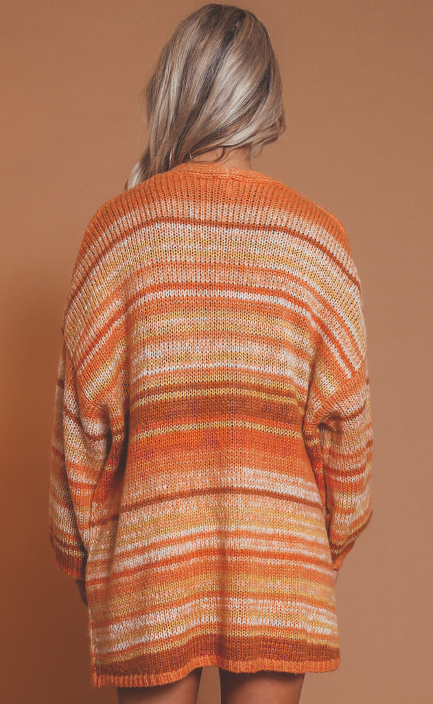 amuse society: wind chaser sweater