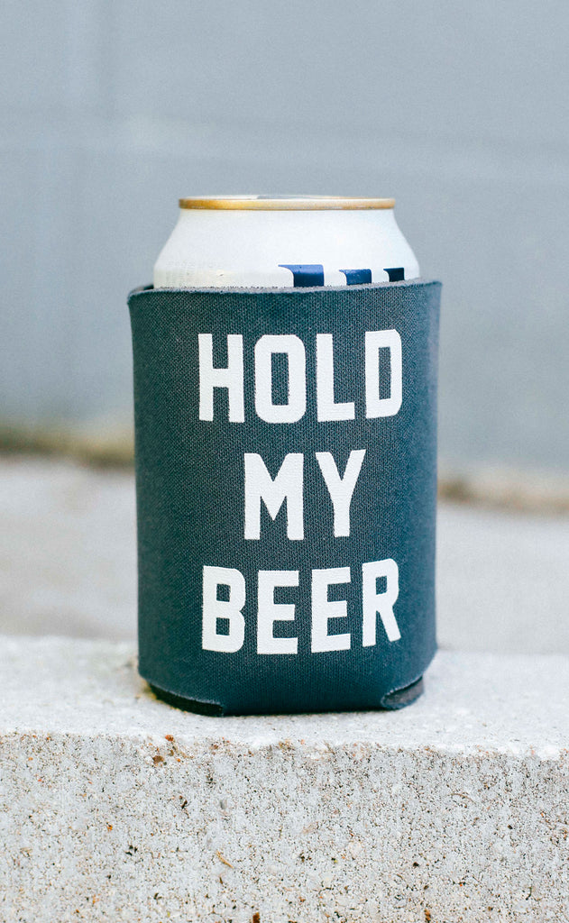 hold my beer drink sleeve