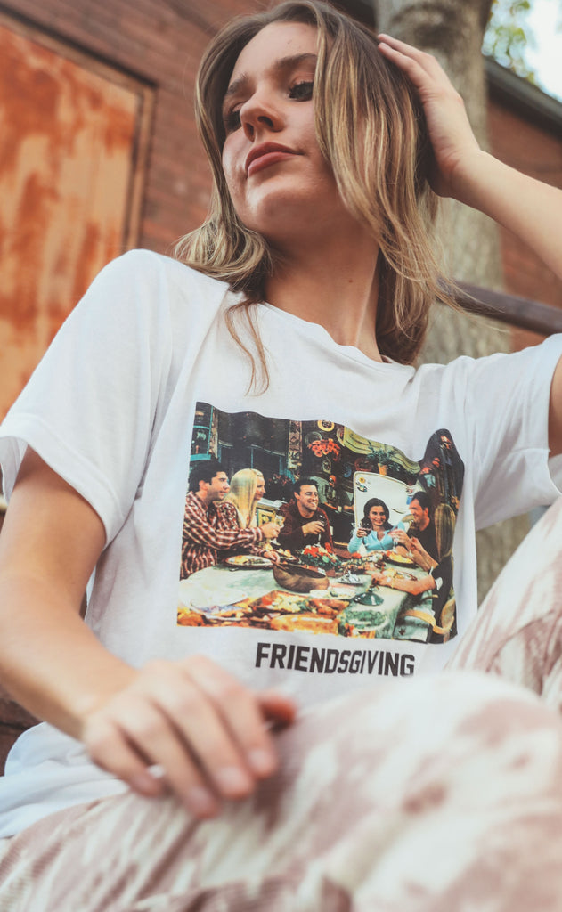 charlie southern: friendsgiving t shirt