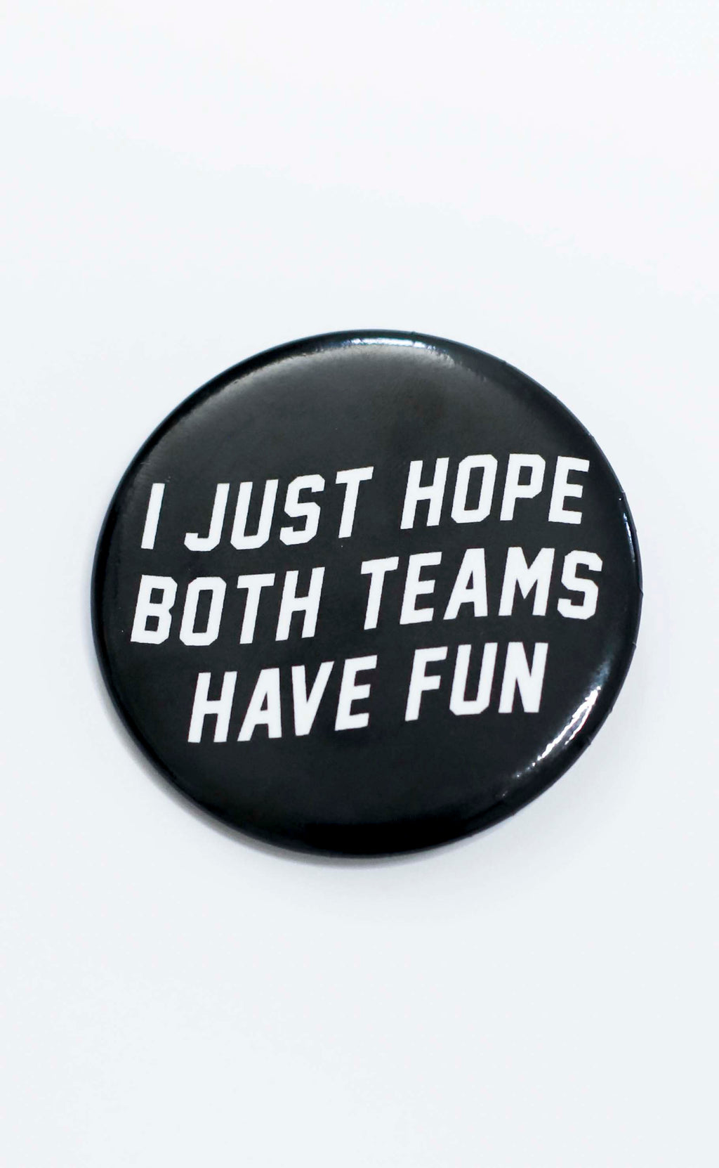 both teams have fun button