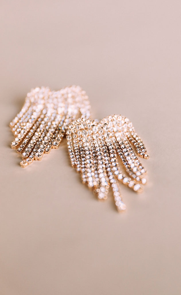bracha: show stopper earrings