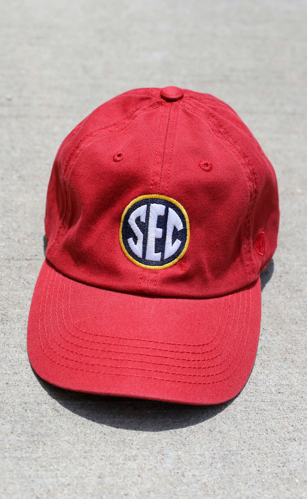charlie southern: sec hat - cardinal