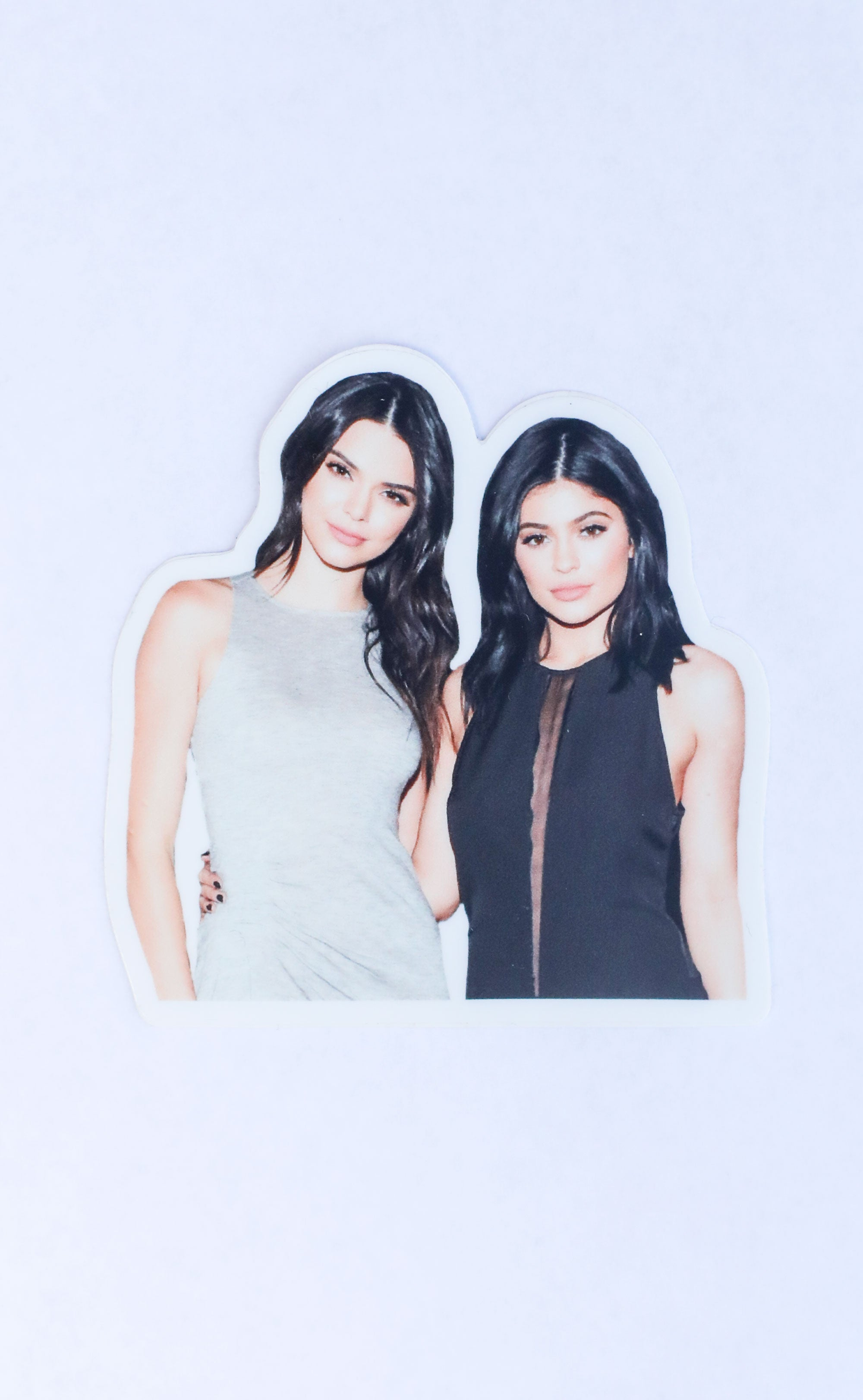 kendall + kylie sticker