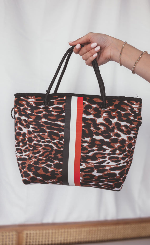 haute shore: ryan zest mini tote