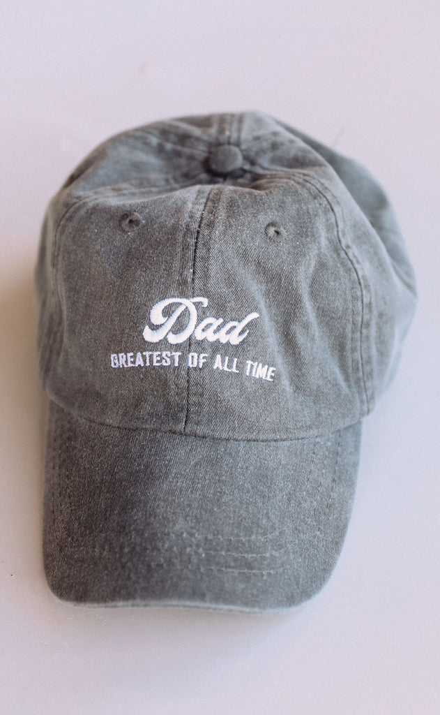 charlie southern: dad - greatest of all time hat