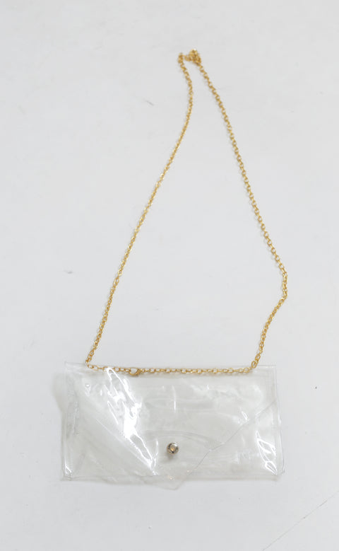 stadium bag - gold