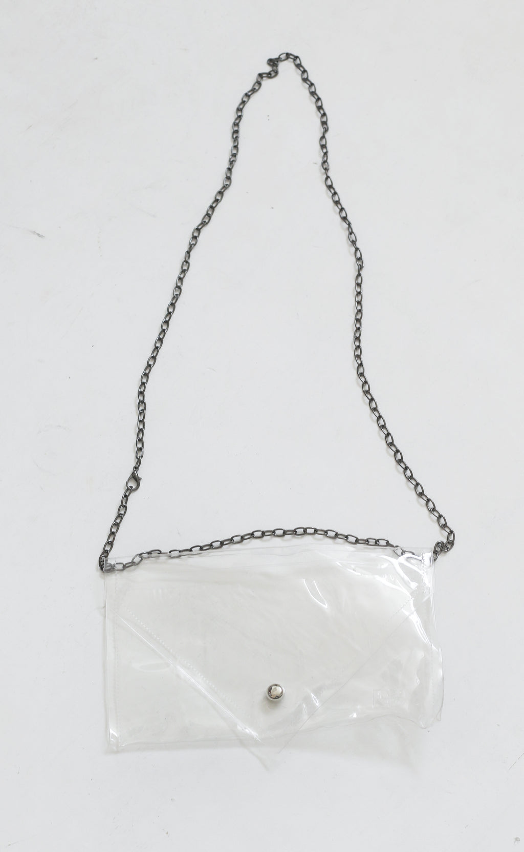 stadium bag - gunmetal