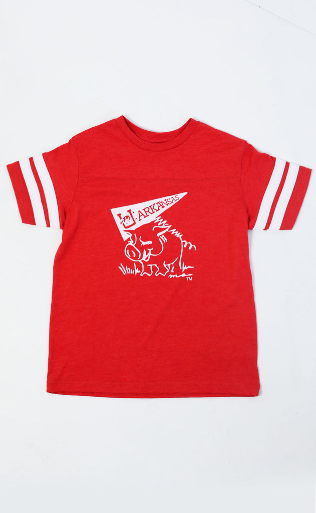 razorback pendant youth tee