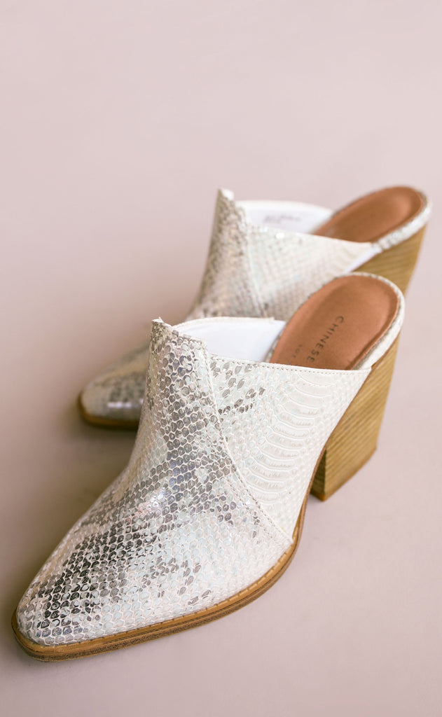 chinese laundry: beaute mule