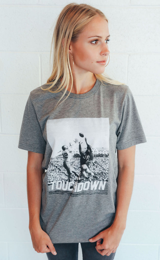 charlie southern: touchdown picture t shirt