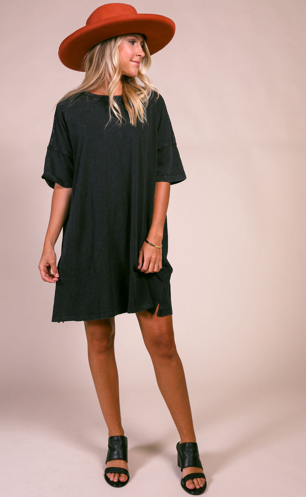 z supply: delta slub dress