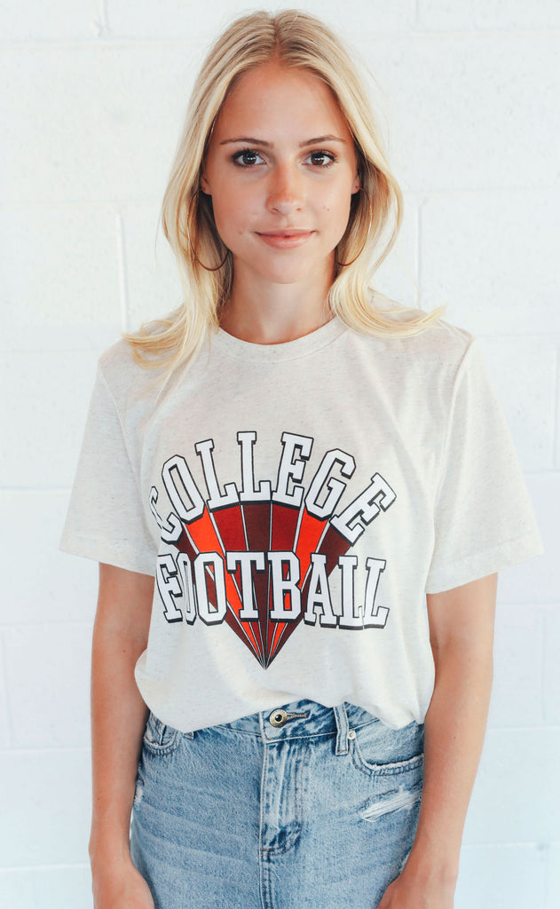 charlie southern: college football fun times t shirt